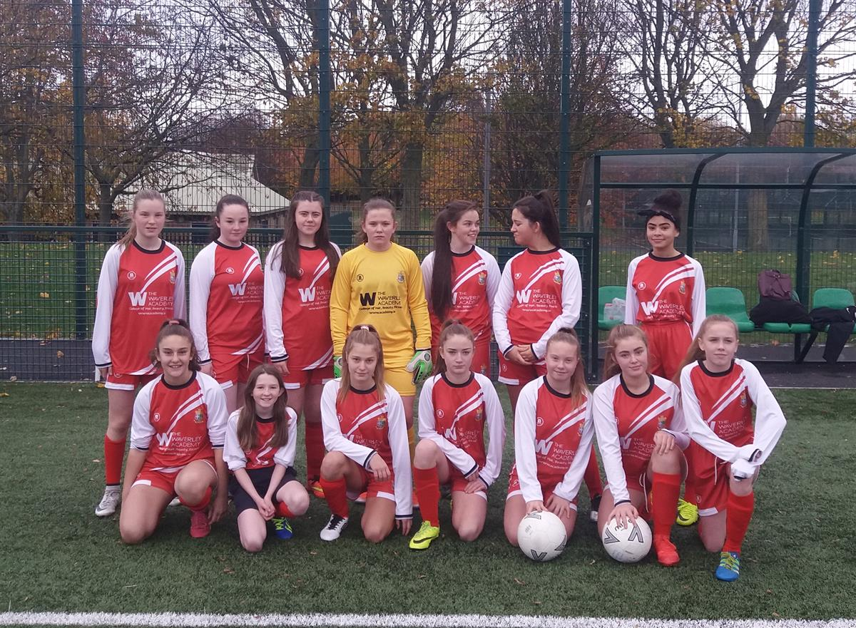 Soccer Success at Mercy Inchicore